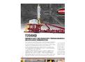 Model T250 XD - Trailer Mounted Drilling Rig Brochure