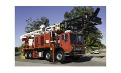 FURY - Model 130 - Truck Mounted Drilling Rig