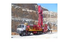 Model T685WS - Truck Mounted Drilling Rig
