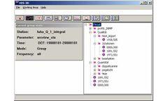 Simutech - Version HIS-3D - Environmental Data Management Software