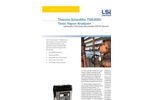 LSA - Model TVA2020 - Toxic Vapor Analyzer Brochure
