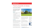 LSA - Model iQ Series - Thermo Scientific Gas Analysers Brochure