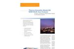 LSA - Model 60i NDIR - Mulit Gas Analyzer Brochure