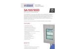 Advanced Sensors SA-100/1000 Side Stream Oil in Water Analyzer - Datasheet