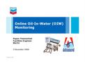 Technical Presentation by Chevron in Thailand - Brochure