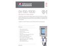 Advanced Sensors EX-100/1000 Side Stream Oil in Water Analyzer - Datasheet