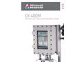 Advanced Sensors EX-400M Side Stream Oil/Particulate in Water Analyzer - Datasheet
