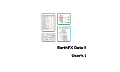 EarthFX - Earth Science Data Model Brochure