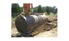 Storage Tank Removals - Trucking Facility