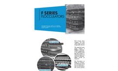 Model F Series - Flocculators - Brochure