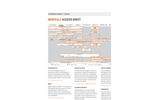 Minerals Access Sheet Brochure