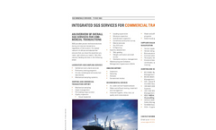 Services For Commercial Transactions Brochure