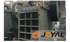 Joyal - Model PE1200×1500 - Jaw Crusher