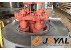 Joyal - Model YGM - High Pressure Grinding Mill