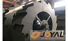 Joyal - Model XSD Series - Sand Washing Machine