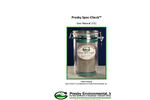 Presby Spec-Check - Materials Analyses Device - Manual