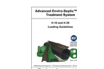 Advanced Enviro-Septic - Model H-10 & H-20 - Wastewater Treatment System - Guidelines