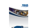 Trion AirBoss - Model 75 - Modular, Industrial Duty, Kitchen Filtration System