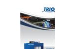 Cartridge Air Cleaners-CA3000C & CA6000C