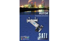 Rotor - Cleaning Screen Filters - Brochure