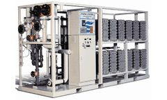 Kobelco - Model E-Demi - Electrical Regenerative Deionizer