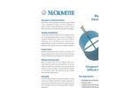 Model FPI-X - Municipal and Industrial Water Flow Meter Brochure