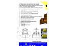 Stemm - Model 2CH-0,6 - Electro-Hydraulic Clamshell Grabs