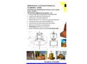 Stemm - Model 2CHA-2,8 - Amphibious Electro-Hydraulic Clamshell Grabs
