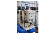 Ensola - Model Polyjet II - Polymer Fast Mixing Station for Liquid Polymer