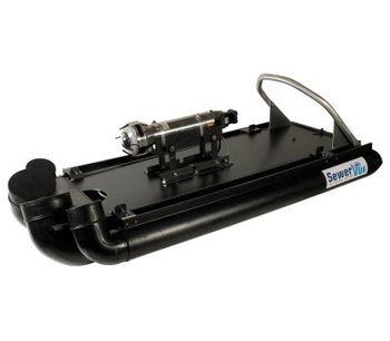 SewerVUE - Floating Platform for Long Range Multi-Sensor Pipe Inspection Technology
