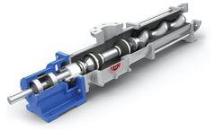 Bellin - Model Type N - Progressive Cavity Pump