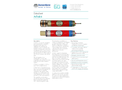 AvTrak - Model 6 - AUV Tracking & Communications Instrument Brochure