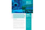 BlueComm - Underwater Optical Communication System Brochure