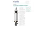 Sonardyne - Model ORT/DORT - Deep Water Acoustic Release Transponders Brochure