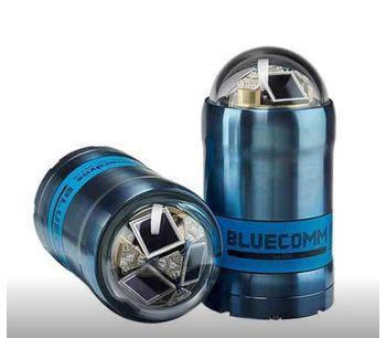 BlueComm - Underwater Optical Communication System