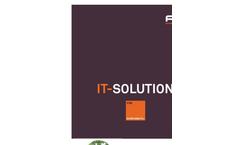 Enterprise Resources Planning (ERP Brochure)