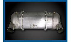 EZCat - Catalyzed Diesel Particulate Filters (CDPF)