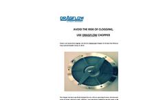 Dragflow - EL60 RI - No Clog Pump Brochure