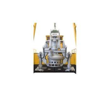 Dragflow - Model HY300 - HY400 - Hydraulic Submersible Agitator Pump