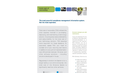 Total Cost of Ownership Brochure (PDF 44 KB)