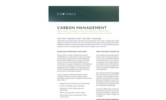 Carbon Management - Datasheet