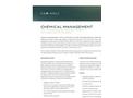 Chemical Management - Datasheet