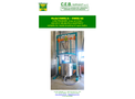 CEB - Model EWEB/B - Open Top Wheeled Containers Machine Brochure