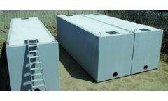 Idrodepurazione - Model VP09 - Water Treatment Plants