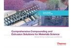 Thermo Scientific - Twin-Screw Extruders - Brochure