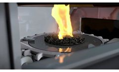 This is how the KWB Easyfire pellet heating system works with CleanEfficiency technology - Video