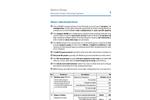 WERA - Remote Ocean Sensing System Specifications Brochure