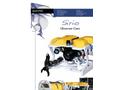 Sirio - ROV Visual Inspections Camera System Brochure