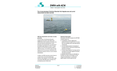 Lighthouse - Model 4 - Directional Waverider Buoys Brochure