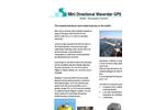 DWR-G4 - Directional Waverider Buoys Brochure